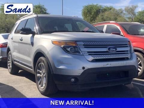 2013 Ford Explorer for sale at Sands Chevrolet in Surprise AZ