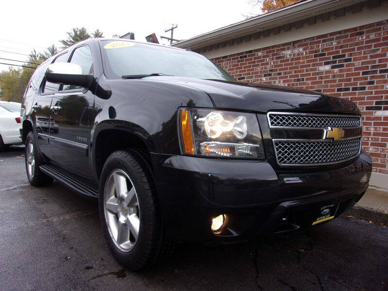2013 Chevrolet Tahoe for sale at Certified Motorcars LLC in Franklin NH