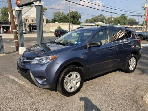 2013 Toyota RAV4 for sale at QUALITY AUTOS in Newfoundland NJ