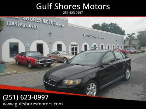 2006 Volvo S40 for sale at Gulf Shores Motors in Gulf Shores AL