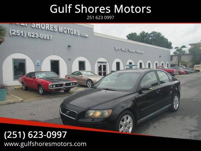 2006 Volvo S40 for sale at Gulf Shores Motors in Gulf Shores AL