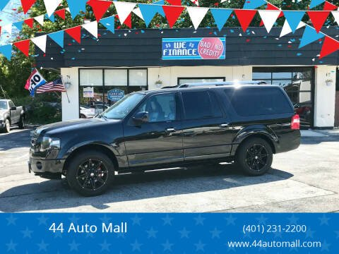 2010 Ford Expedition EL for sale at 44 Auto Mall in Smithfield RI