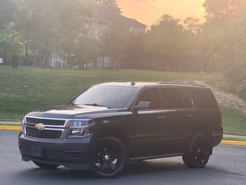 2015 Chevrolet Tahoe for sale at Diamond Automobile Exchange in Woodbridge VA
