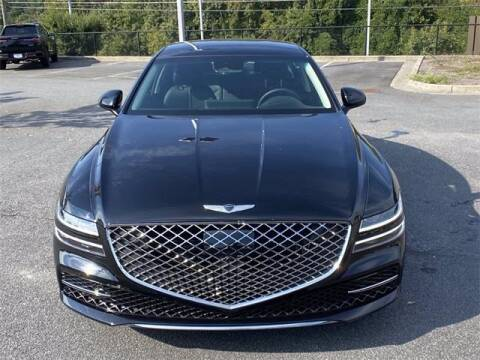 2022 Genesis G80 for sale at CU Carfinders in Norcross GA