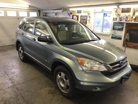 2011 Honda CR-V for sale at RJD Enterprize Auto Sales in Scotia NY