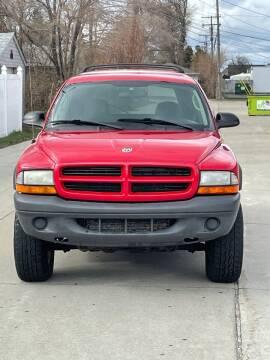 2003 Dodge Durango for sale at Suburban Auto Sales LLC in Madison Heights MI