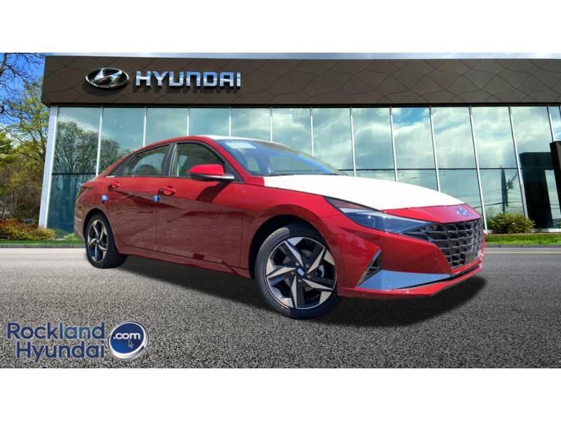 2021 Hyundai Elantra Hybrid for sale in West Nyack, NY