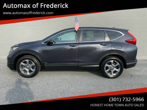 2017 Honda CR-V for sale at Automax of Frederick in Frederick MD
