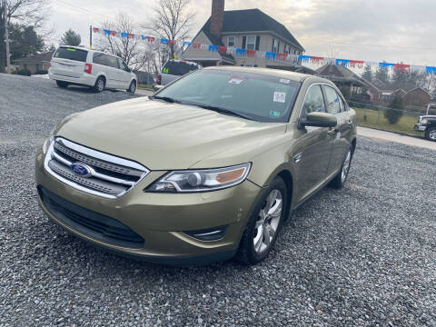 2012 Ford Taurus for sale at McNamara Auto Sales - Red Lion Lot in Red Lion PA