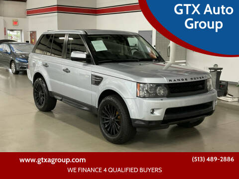 2010 Land Rover Range Rover Sport for sale at GTX Auto Group in West Chester OH
