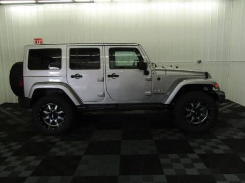2016 Jeep Wrangler Unlimited for sale at Michigan Credit Kings in South Haven MI