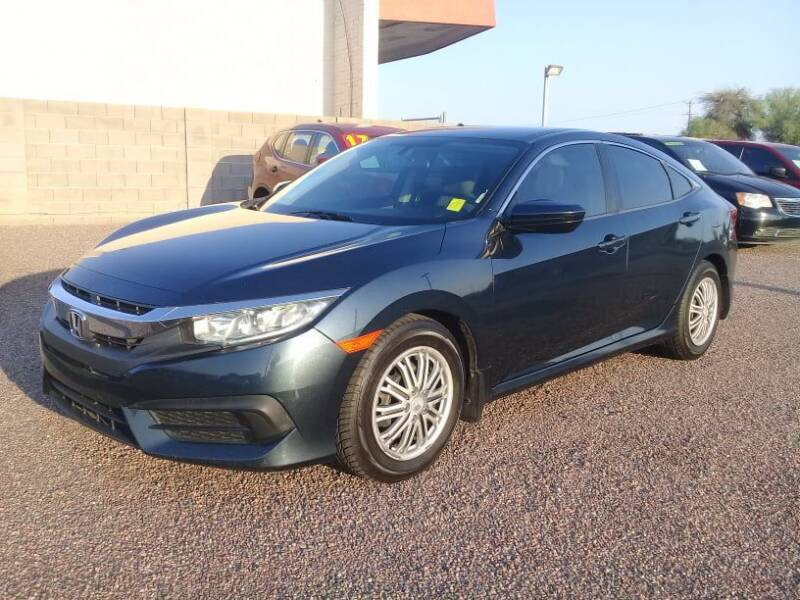 2016 Honda Civic for sale at 1ST AUTO & MARINE in Apache Junction AZ