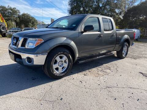 2007 Nissan Frontier for sale at Right Price Auto Sales in Waldo FL