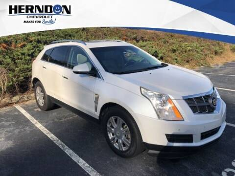 2011 Cadillac SRX for sale at Herndon Chevrolet in Lexington SC