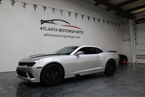 2014 Chevrolet Camaro for sale at Atlanta Motorsports in Roswell GA
