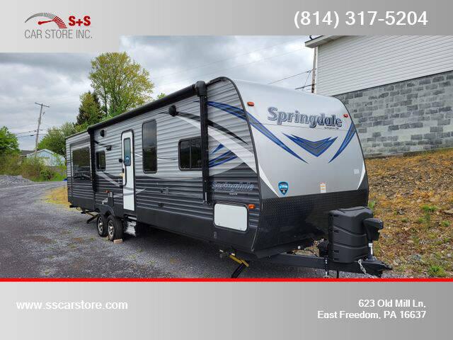 2019 Keystone Springdale for sale in East Freedom, PA