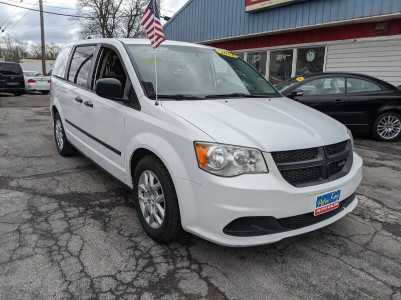 2014 RAM C/V for sale at Peter Kay Auto Sales in Alden NY