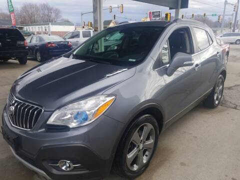2014 Buick Encore for sale at Springfield Select Autos in Springfield IL