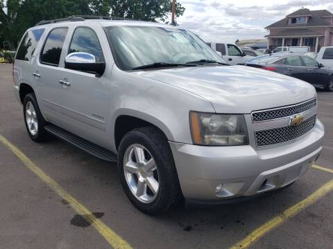 2010 Chevrolet Tahoe for sale at Low Price Auto and Truck Sales, LLC in Brooks OR