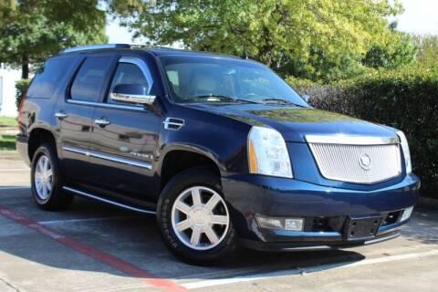 2008 Cadillac Escalade for sale at DFW Universal Auto in Dallas TX