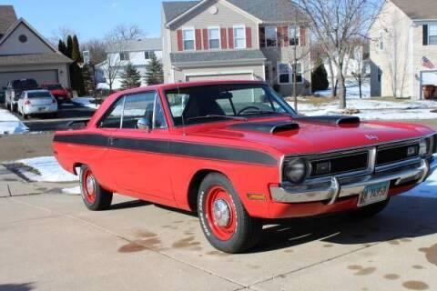 1970 Dodge Dart for sale at Classic Car Deals in Cadillac MI