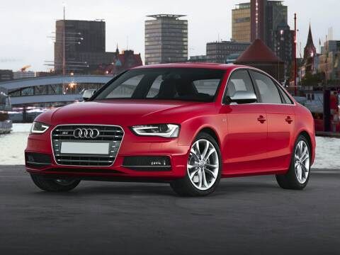 2016 Audi S4 for sale at BMW OF NEWPORT in Middletown RI
