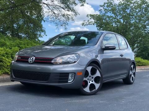 2010 Volkswagen GTI for sale at William D Auto Sales in Norcross GA