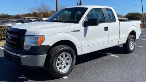 2013 Ford F-150 for sale at T.S. IMPORTS INC in Houston TX