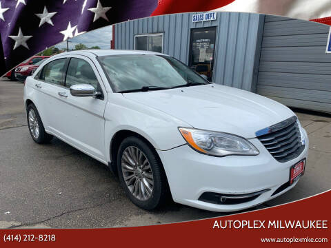 2011 Chrysler 200 for sale at Autoplex 3 in Milwaukee WI
