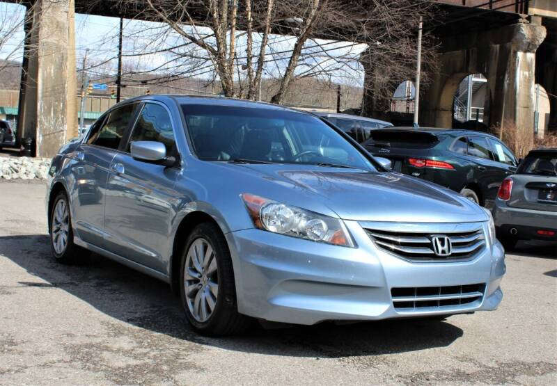 2011 Honda Accord for sale at Cutuly Auto Sales in Pittsburgh PA