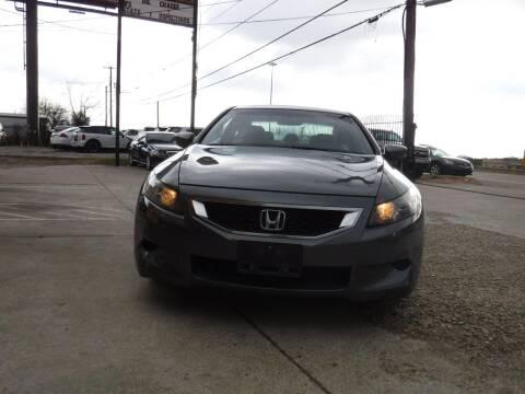 2010 Honda Accord for sale at N & A Metro Motors in Dallas TX