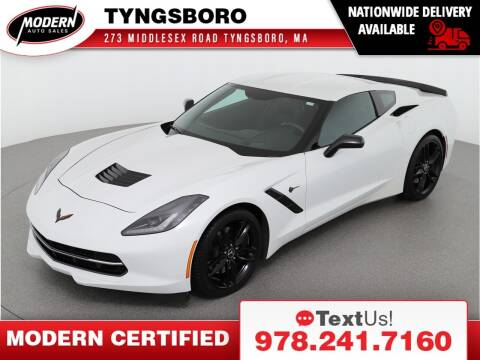 2015 Chevrolet Corvette for sale at Modern Auto Sales in Tyngsboro MA