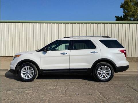 2014 Ford Explorer for sale at Dealers Choice Inc in Farmersville CA
