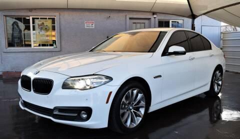2015 BMW 5 Series for sale at 1st Class Motors in Phoenix AZ