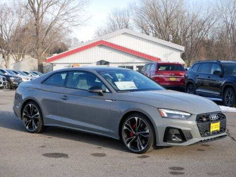 2021 Audi S5 for sale at Park Place Motor Cars in Rochester MN