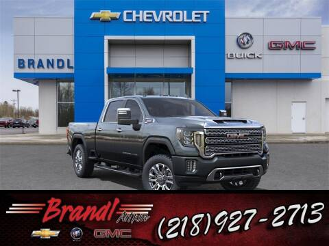 2022 GMC Sierra 3500HD for sale at Brandl GM in Aitkin MN