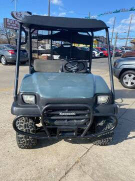 2008 Kawasaki Mule for sale at E-Z Pay Used Cars in McAlester OK