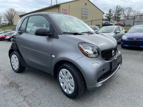 2016 Smart fortwo for sale at Dream Auto Group in Dumfries VA