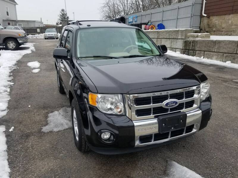 2011 Ford Escape for sale at Fortier's Auto Sales & Svc in Fall River MA
