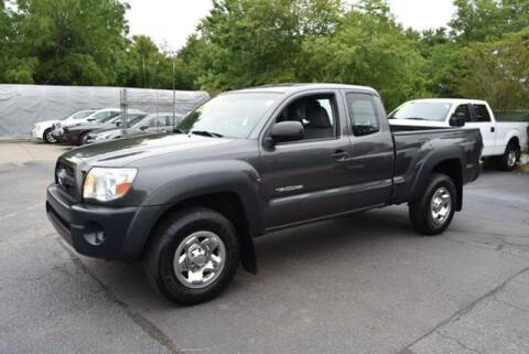 2011 Toyota Tacoma for sale at Absolute Auto Sales, Inc in Brockton MA