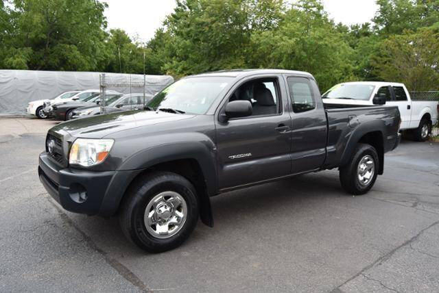 2011 Toyota Tacoma for sale at Absolute Auto Sales, Inc in Brockton MA