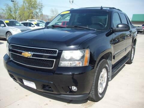 2011 Chevrolet Avalanche for sale at Nemaha Valley Motors in Seneca KS