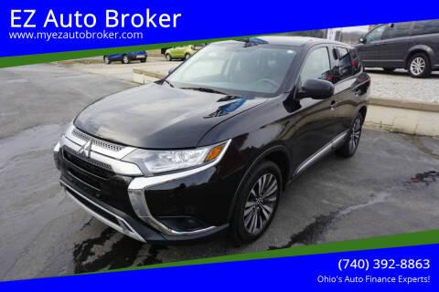 2019 Mitsubishi Outlander for sale at EZ Auto Broker in Mount Vernon OH