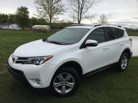 2013 Toyota RAV4 for sale at K2 Autos in Holland MI