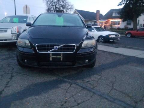 2005 Volvo S40 for sale at 2 Way Auto Sales in Spokane Valley WA
