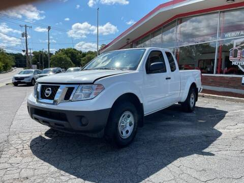 2019 Nissan Frontier for sale at USA Motor Sport inc in Marlborough MA