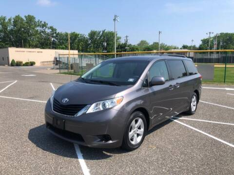 2012 Toyota Sienna for sale at Cars With Deals in Lyndhurst NJ