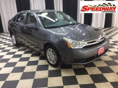 2010 Ford Focus for sale at SPEEDWAY AUTO MALL INC in Machesney Park IL