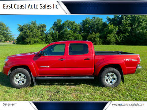 2014 Toyota Tacoma for sale at East Coast Auto Sales llc in Virginia Beach VA