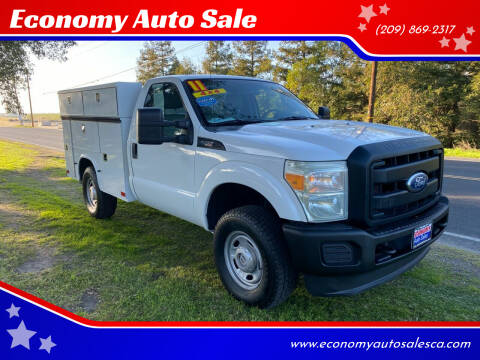 2011 Ford F-250 Super Duty for sale at Economy Auto Sale in Modesto CA